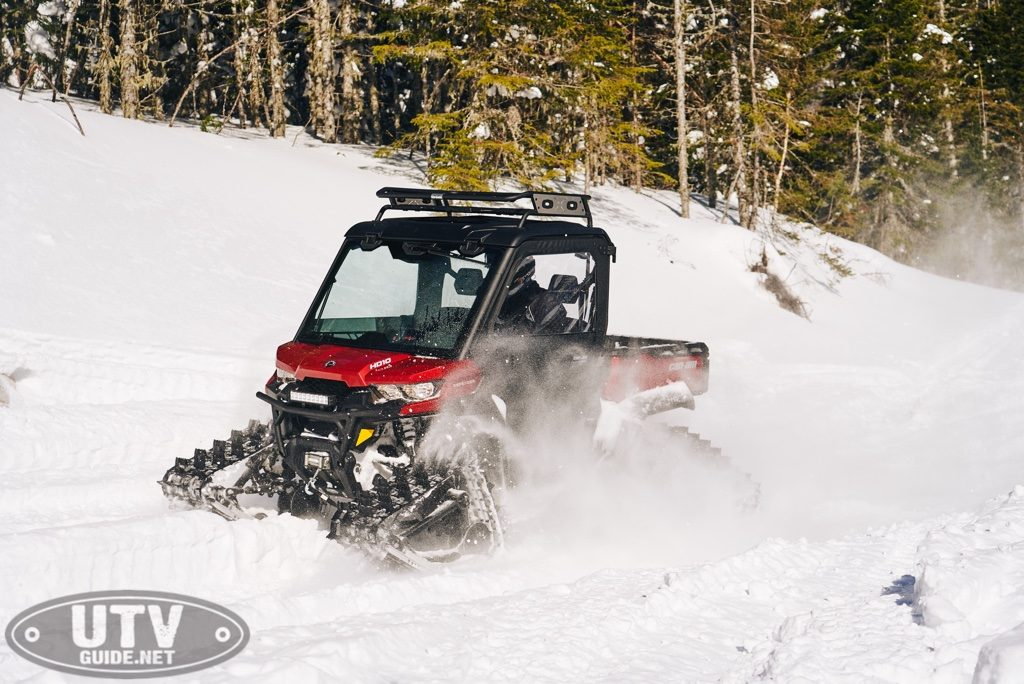 Apache Backcountry Track Kit