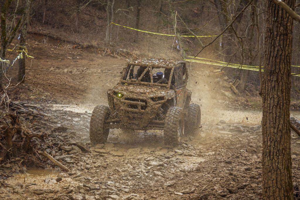 Dirty Turtle Off-Road Pro UTV Survival Race