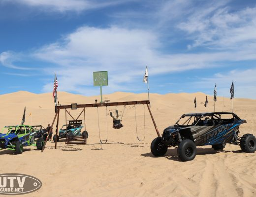 Swing Set in Glamis