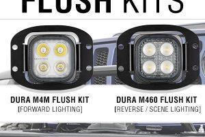 Vision X Duralux Mini Flush Kit