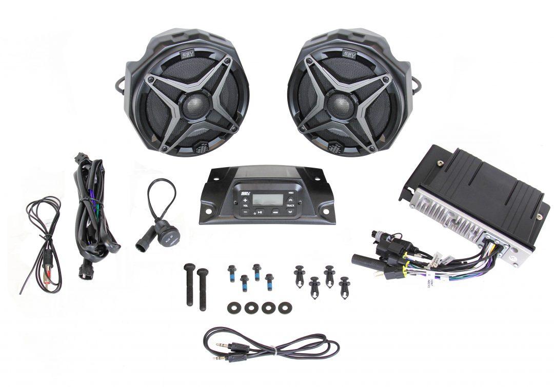 OEM Audio Kits for Honda Talon 1000R & 1000X