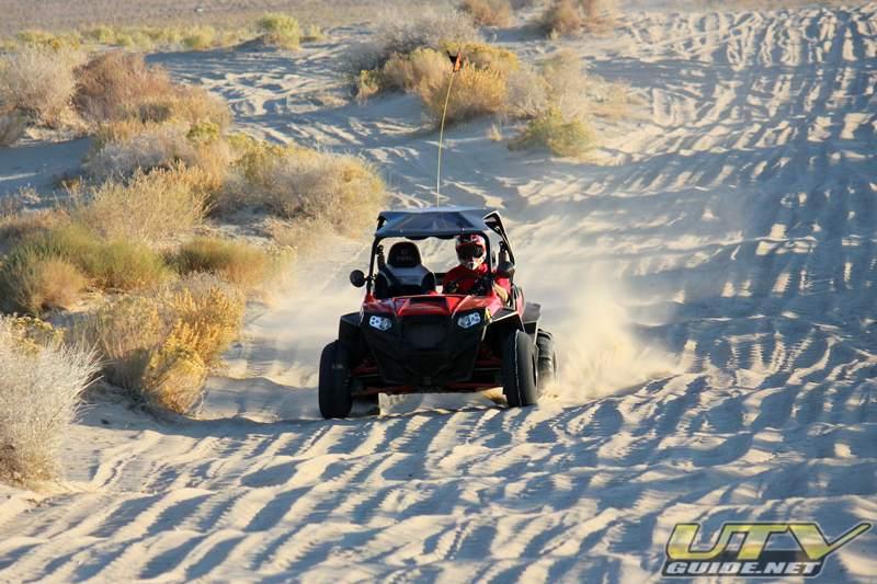 Sand Mountain Nevada