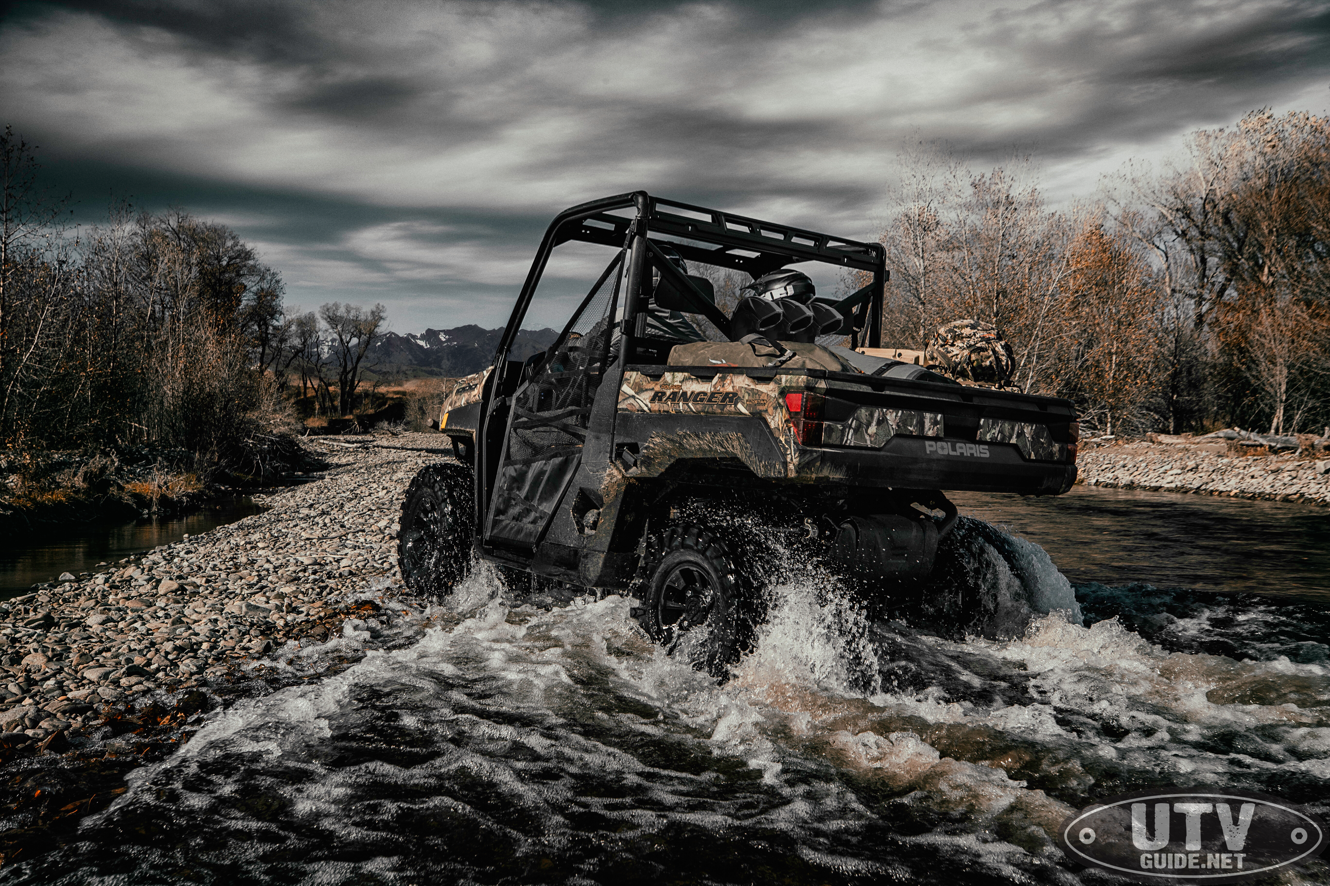 POLARIS RANGER XP® 1000 EPS Back Country Edition