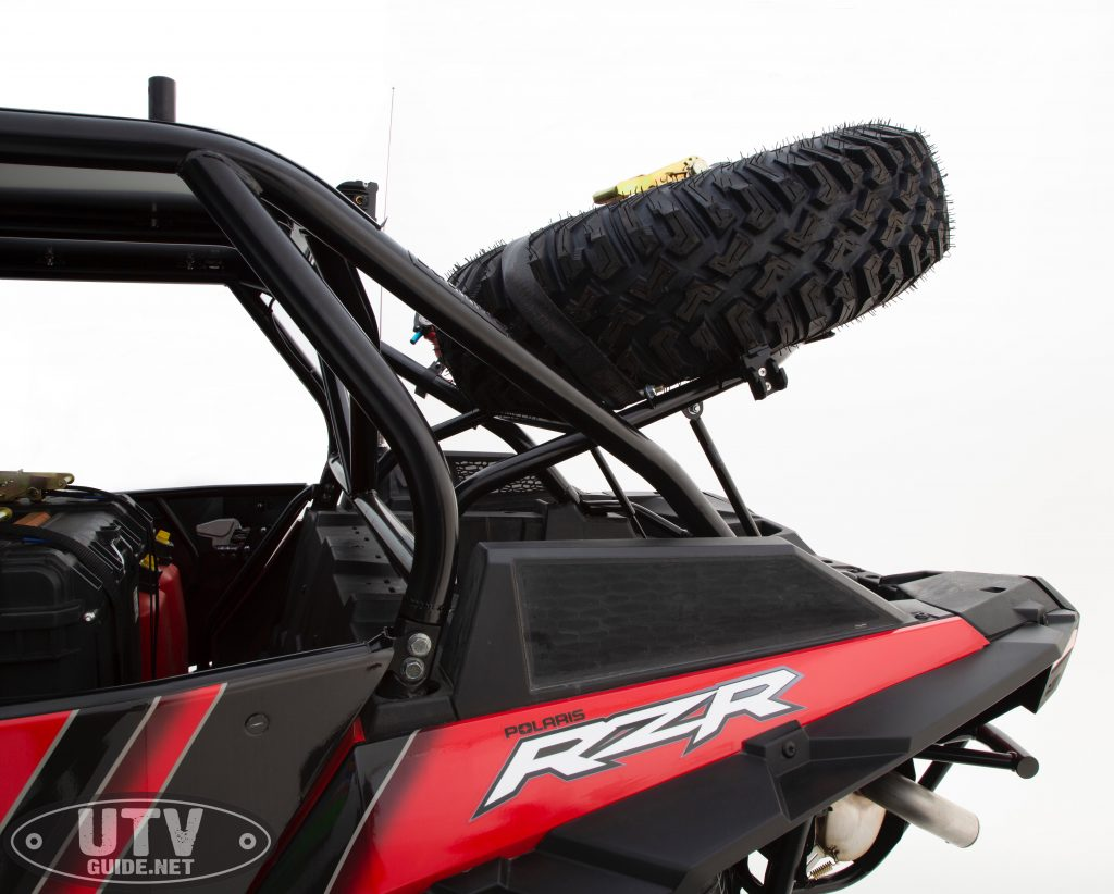 Cognito Motorsports Spare Tire Carrier