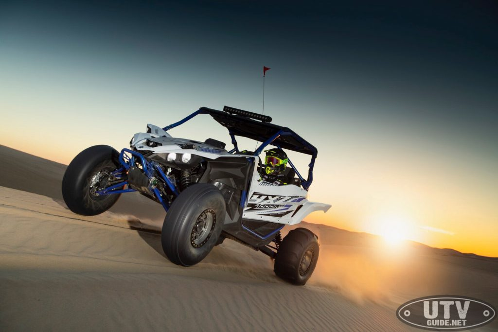2019 Yamaha YXZ1000R with GYTR Accessories