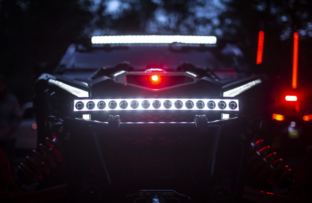Vision X XPL Curved Series Light Bar