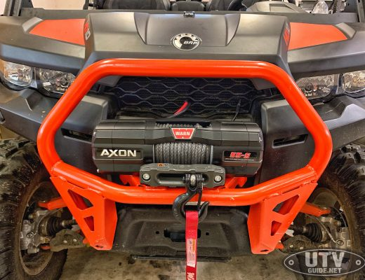 WARN AXON 55-S Winch