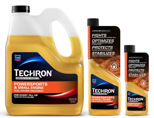 Techron Protection Plus Powersports & Small Engine Fuel System Treatment