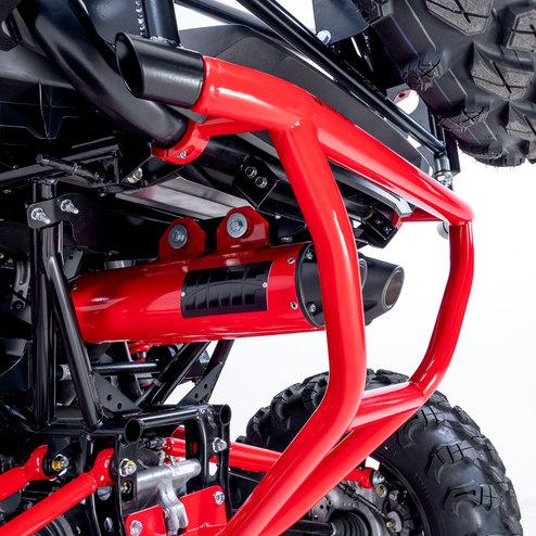 HMF Honda Talon Dual Exhaust