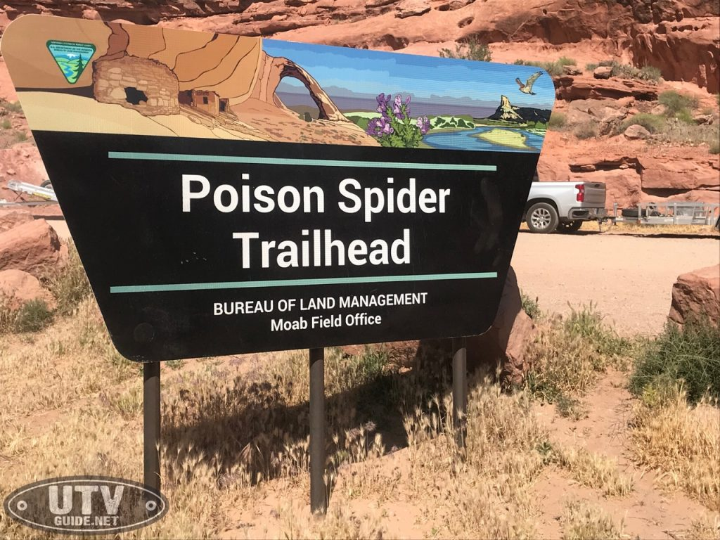 Poison Spider Trailhead