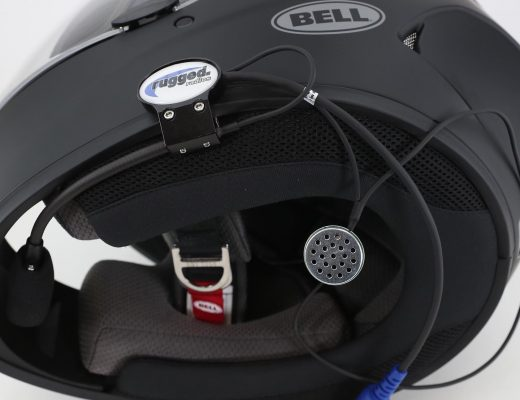 Quick Install Helmet Kit Mount
