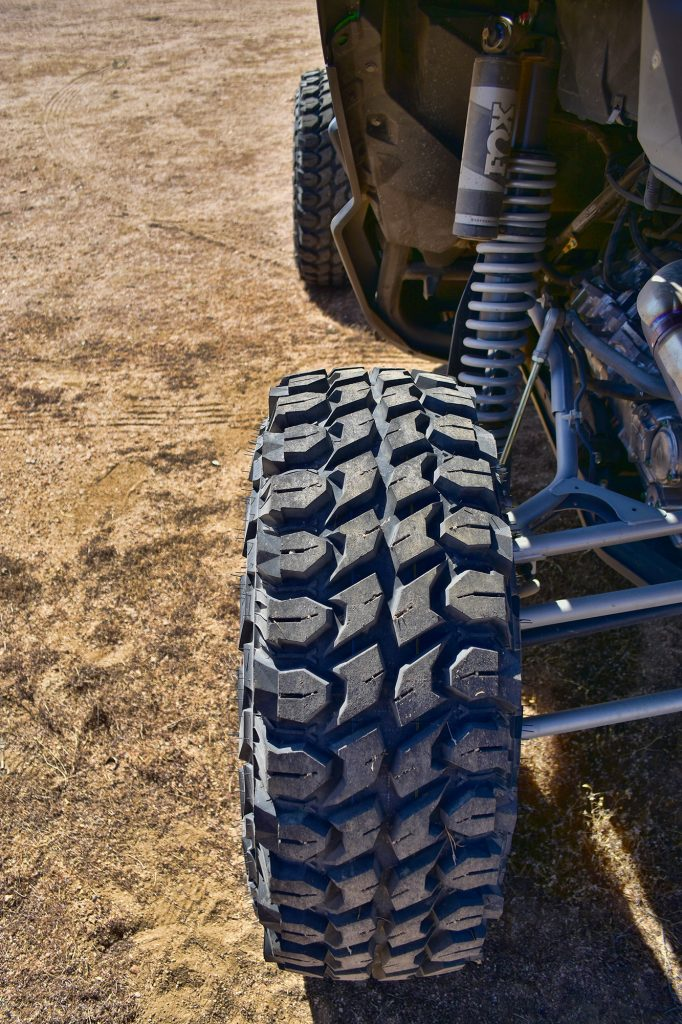 Honda Talon STI XComp Tire