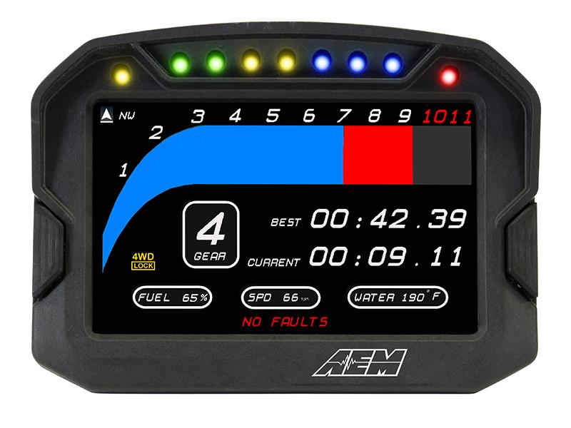 Yamaha YXZ1000R AEM Digital Dash