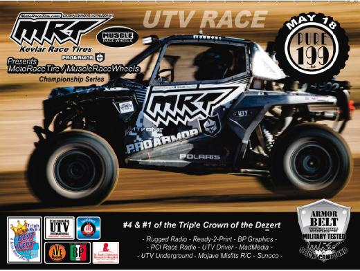 PURE UTV TRIPLE CROWN