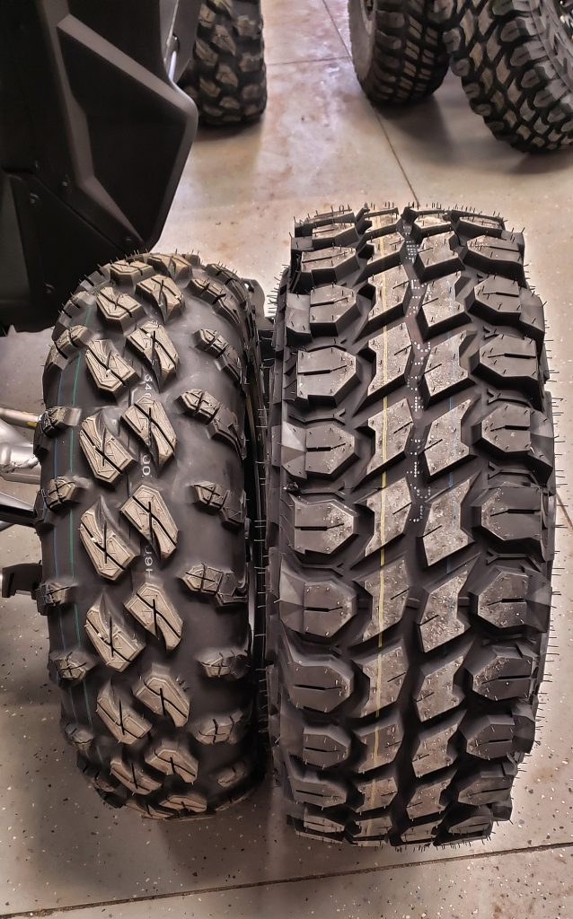 Honda Talon 1000r 30 Inch Tire Test Featuring Sti