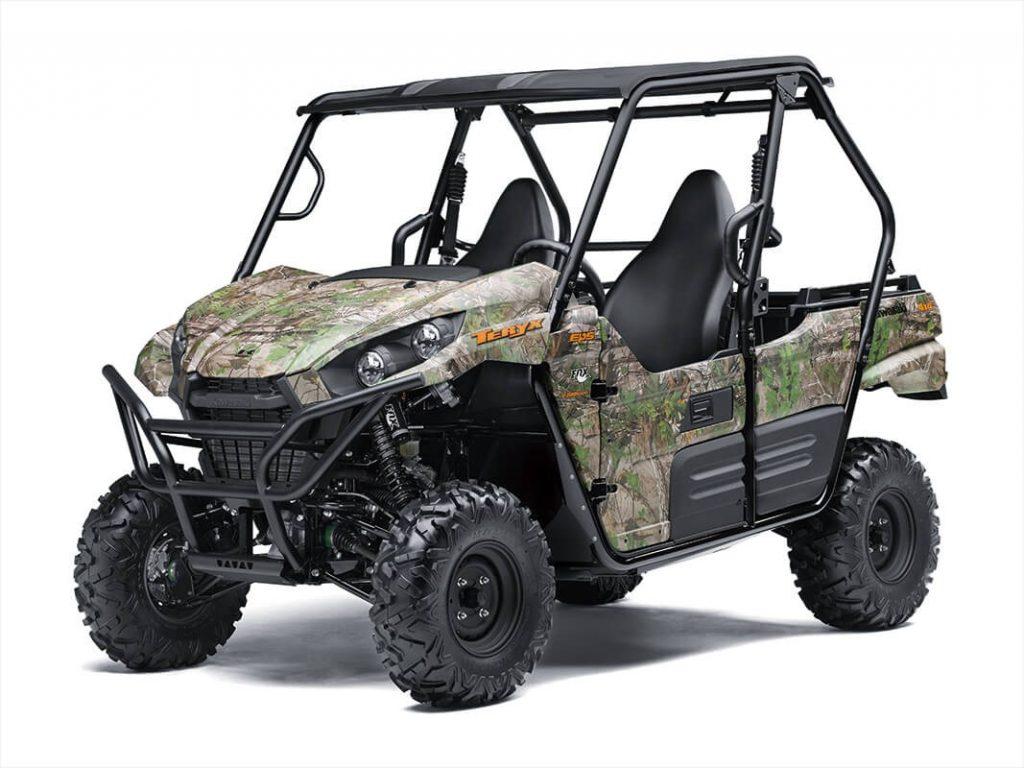 2020 Kawasaki Teryx Camo