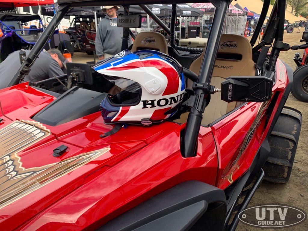 Arai Honda Helmet