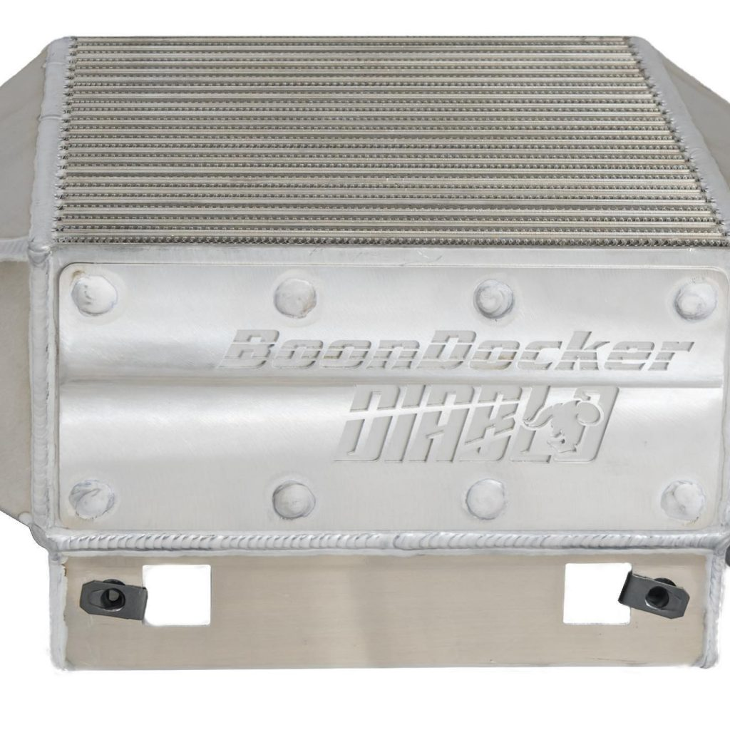 BoonDocker Diablo High-Performance Intercooler for the Can-Am Maverick X3