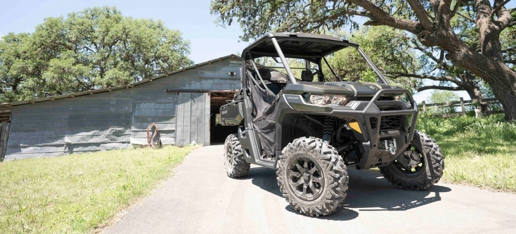 2020 Can-Am Defender HD10
