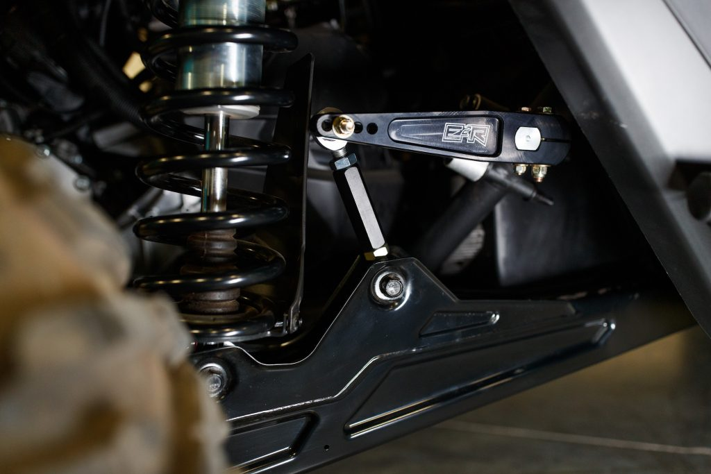 Adjustable Sway Bar