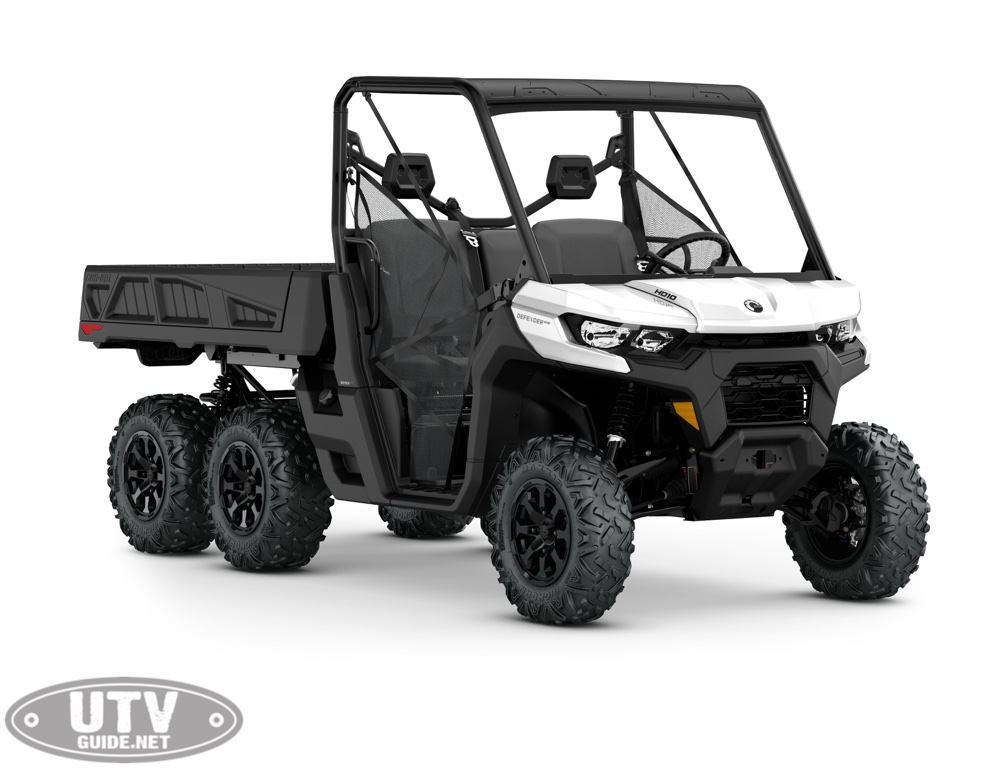 2020 Can-Am Defender 6x6