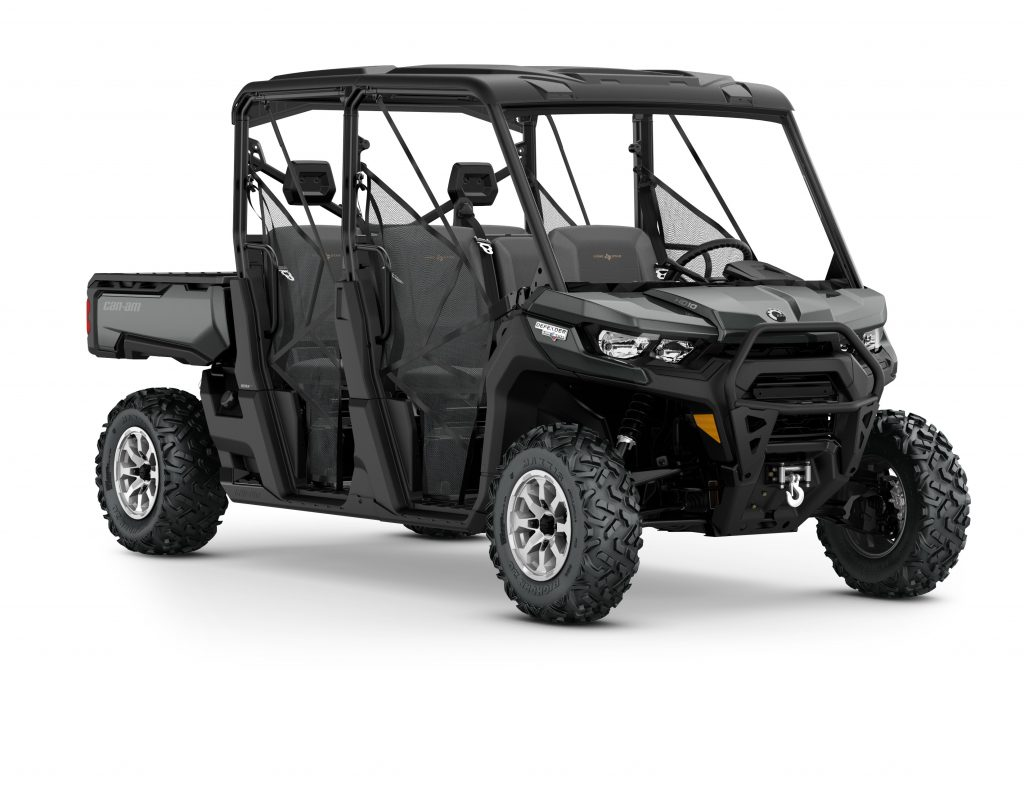 2020 Can-Am Defender Max HD10 Lonestar Edition