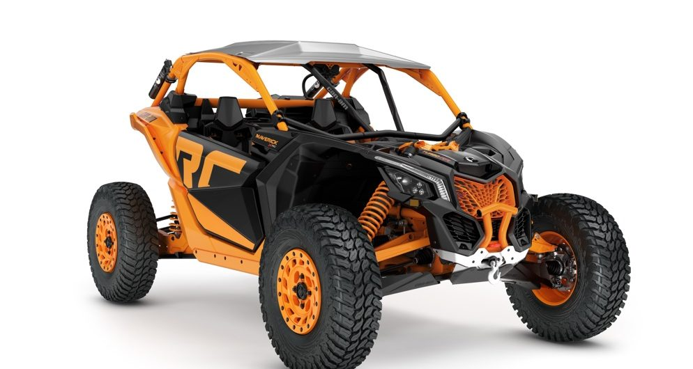 2020 Can-Am Maverick X3 rc TURBO RR