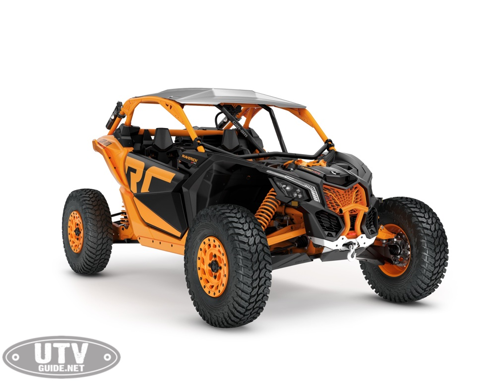 2020 Can-Am Maverick X3 XTM rc TURBO RR