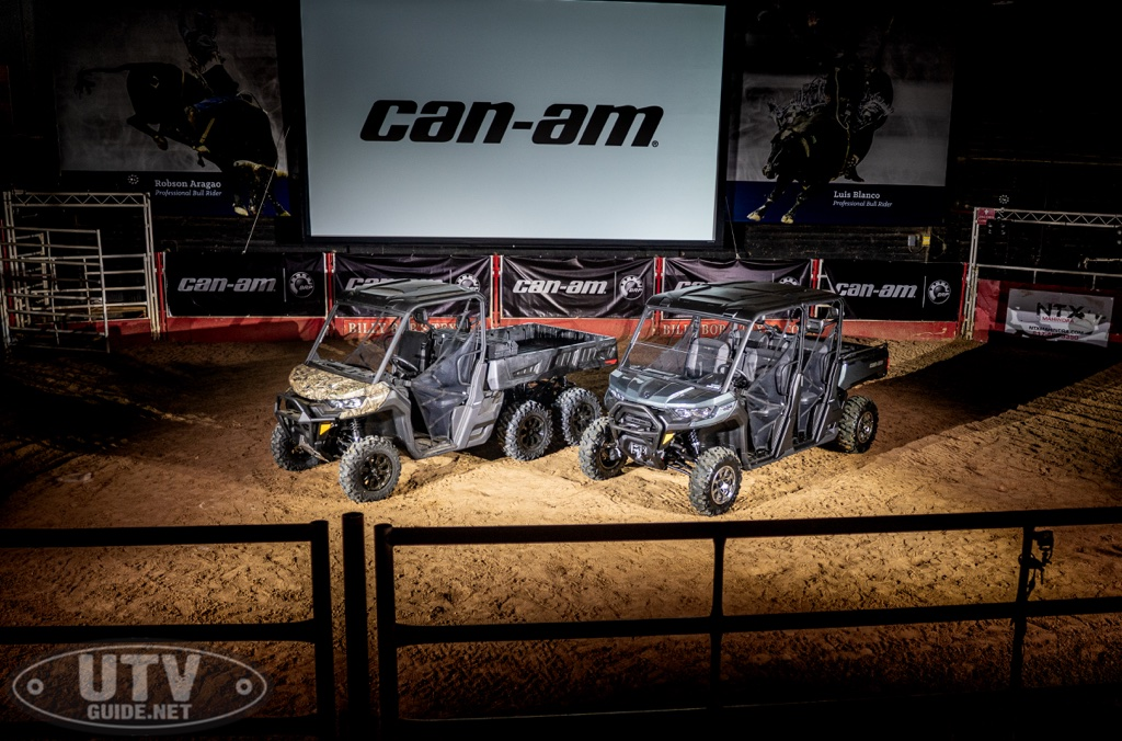 Can-Am Defender HD10 gets some upgrades in 2020 - UTV Guide