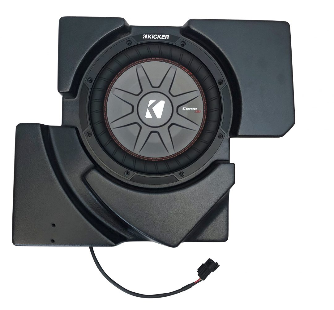 CanAm Maverick X3 Under Seat 10-Inch Sub Box