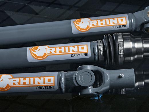 Super ATV Rhino Driveline Prop Shafts