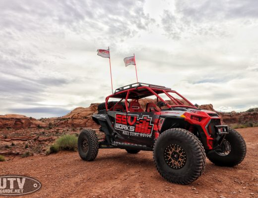 Polaris RZR XP4 Turbo S