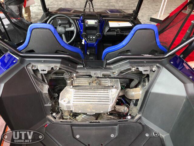 Turbocharged Honda Talon from Jackson Racing