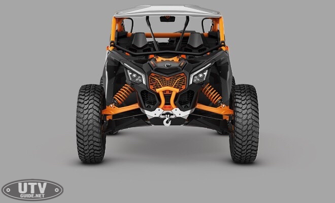 2020 Can-Am Maverick X3 X rc Turbo RR