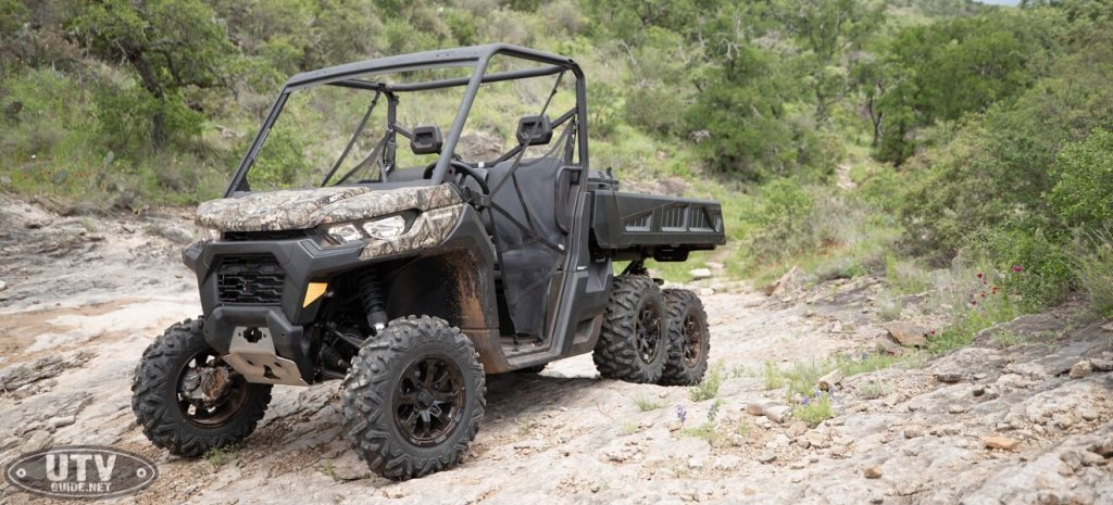 2020 Can-Am Defender 6x6 HD 10