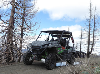 South Cow Mountain OHV Management Area