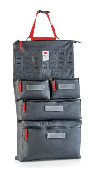 Warn Epic Tool Roll Organizer