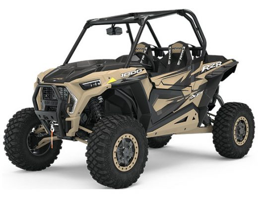 2020 Polaris RZR Trails and Rocks Edition