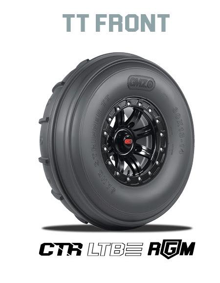GMZ Sand Stripper TT front tire