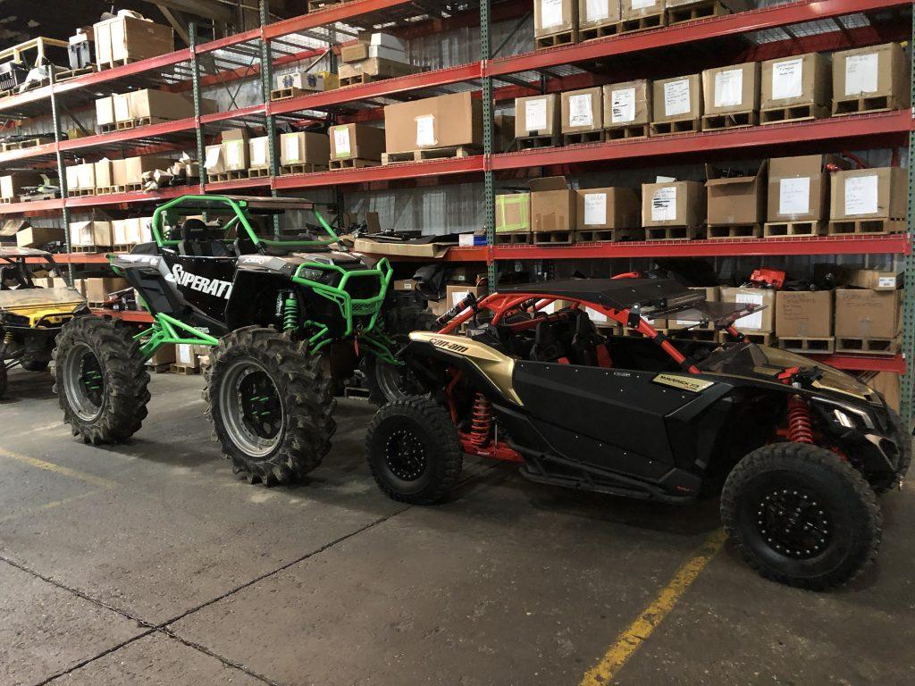 Super ATV Custom Build