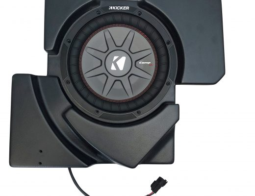CanAm Maverick X3 Under Seat Sub Box