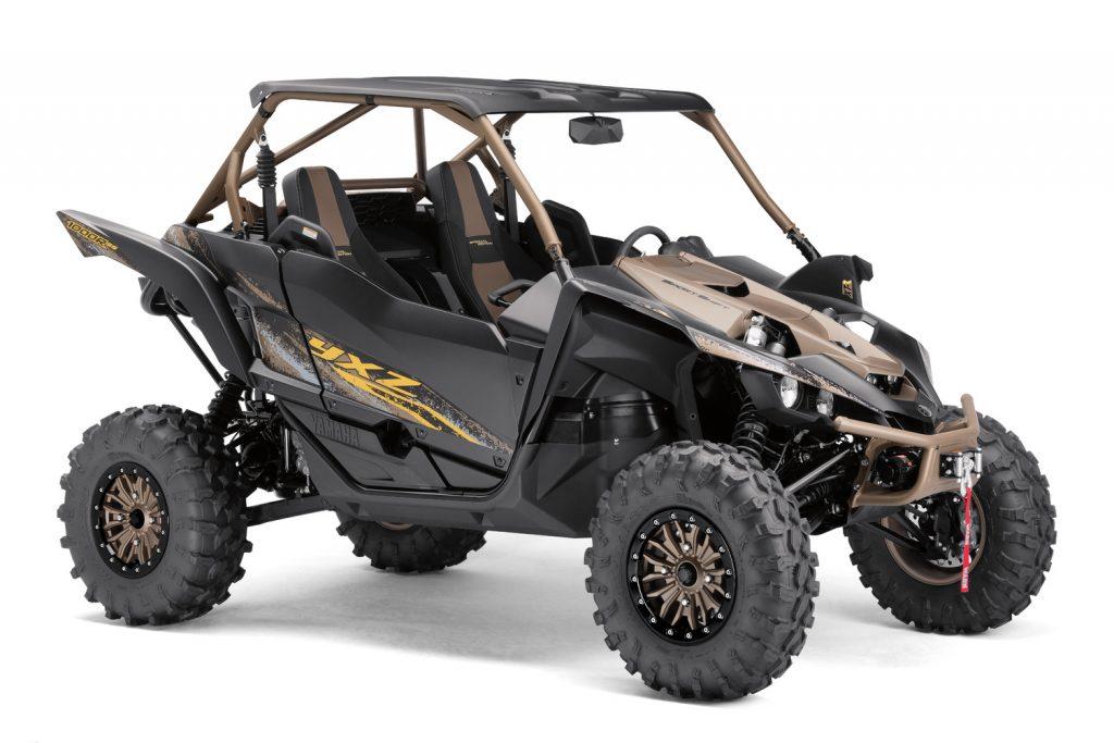 2020 Yamaha YXZ1000R XT-R