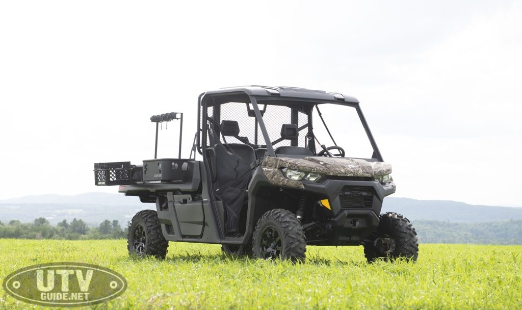 Can-Am Defender Cargo Rack