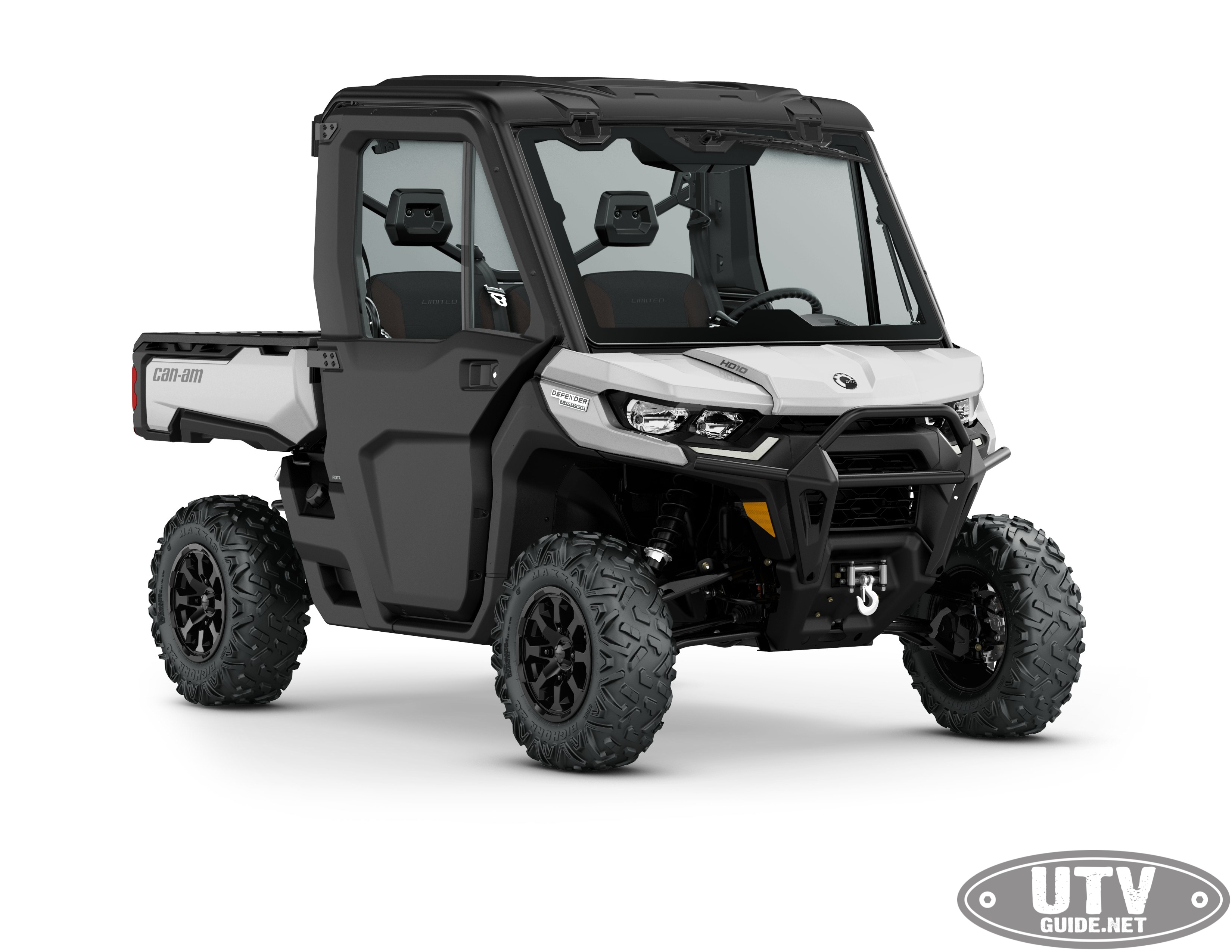 2020 CAN-AM DEFENDER LIMITED HD10 with HVAC
