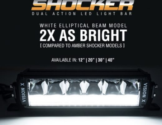 Shocker Dual Action LED Light Bar