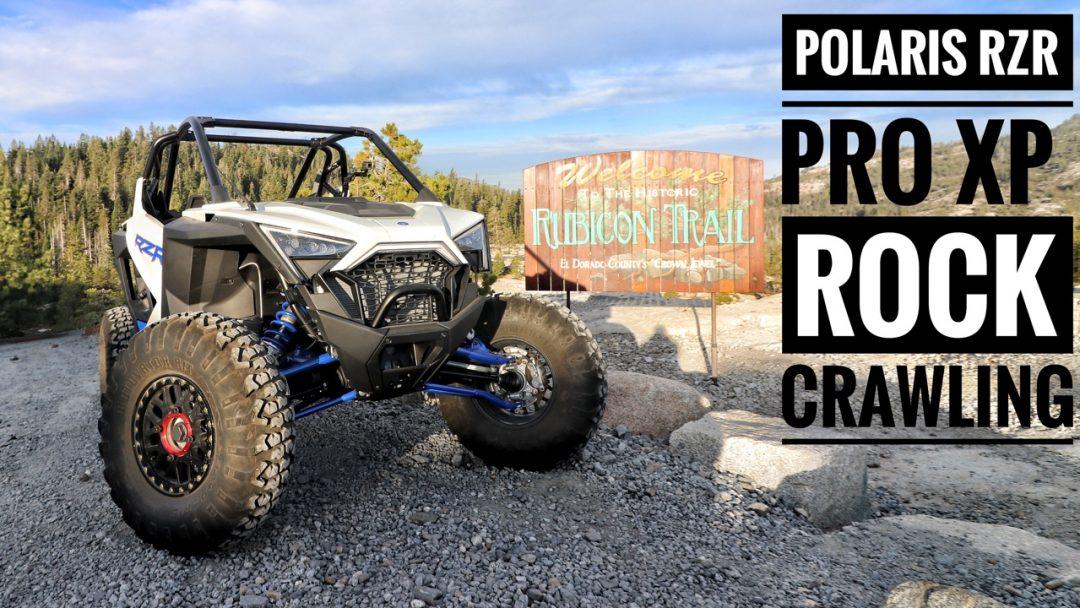 Polaris RZR Pro XP Turbo