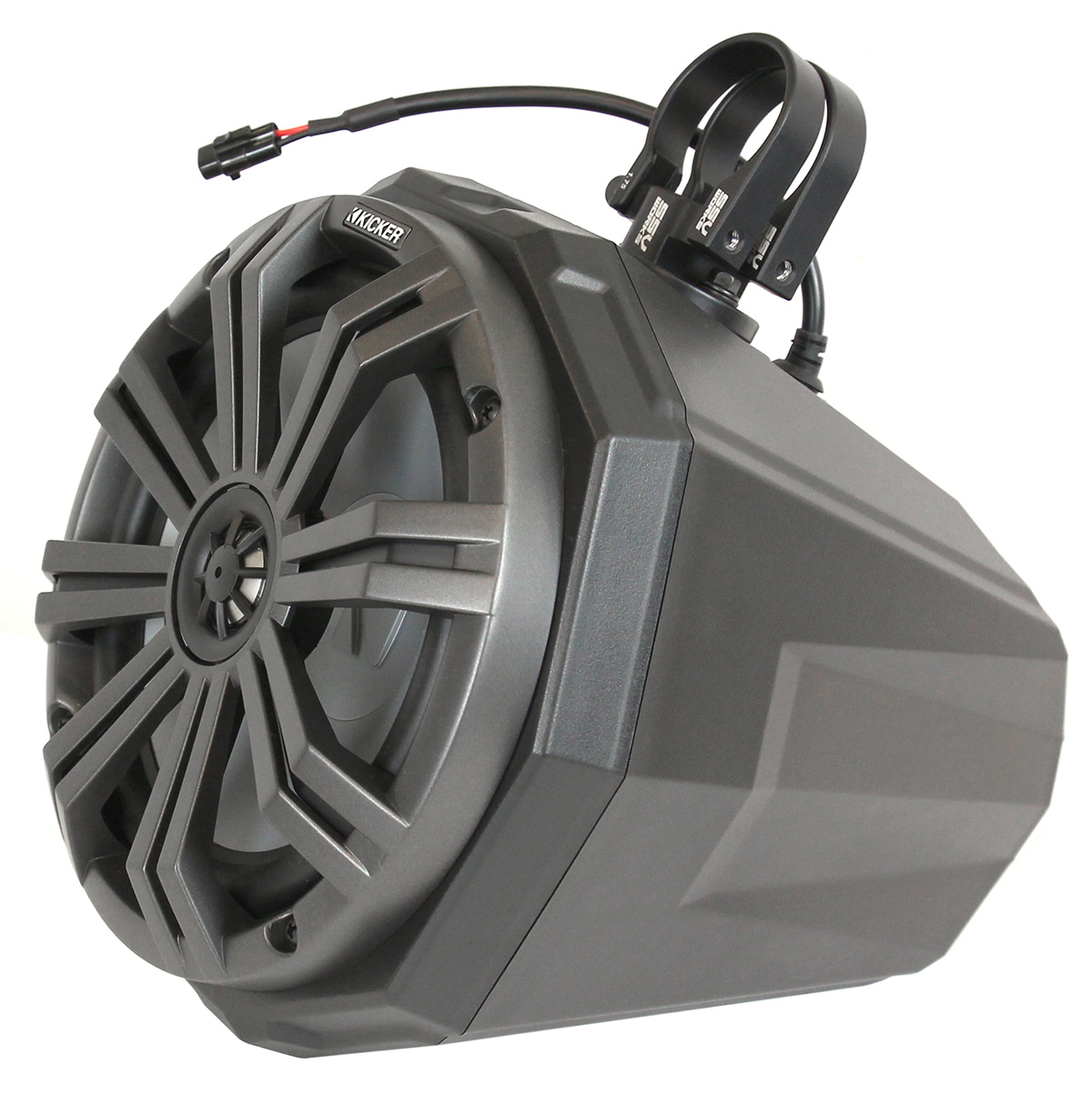 8-Inch Powersports Cage Mount Speaker Pods