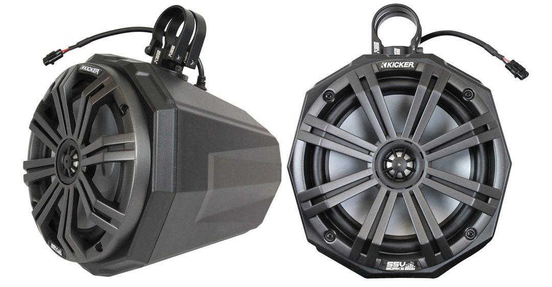 SSV Works Speaker Pods