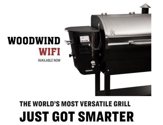 Camp Chef Woodwind 24 Pellet Smoker