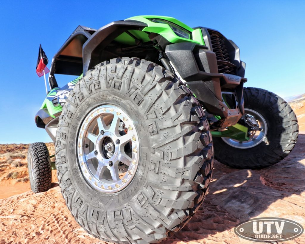 34-inch EFX MotoVator Tire